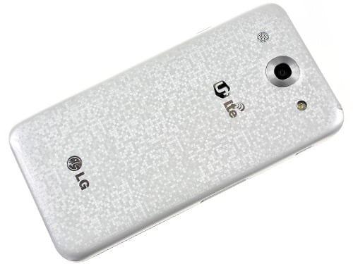 LG Optimus G Pro сзади