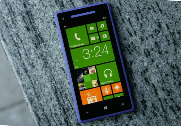 Смартфон на Windows Phone 8