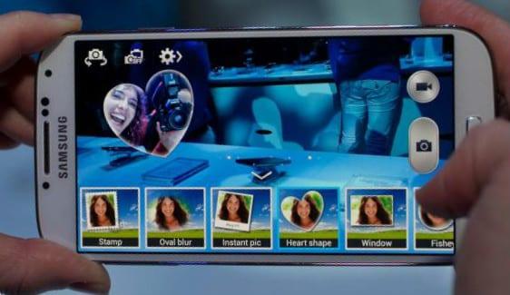 Новый флагманский телефон Samsung