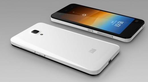 Китайский смартфон Xiaomi Mi-2A