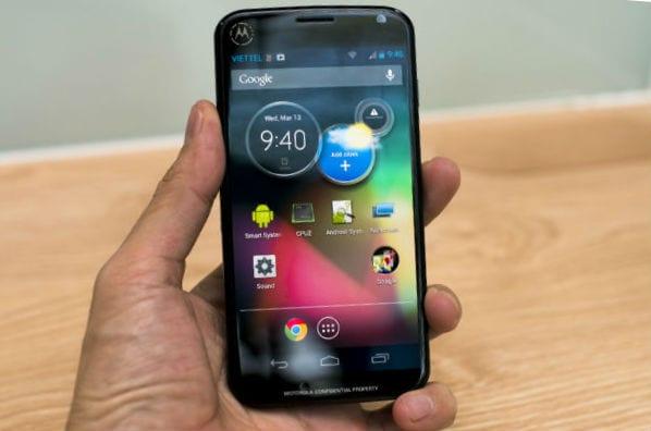 Moto X на Android