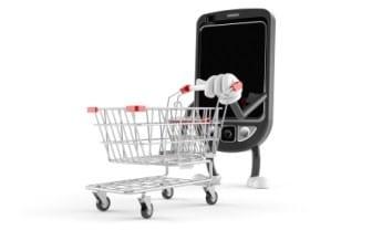 Торговые приложения для совершения онлайн покупок
