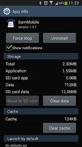 Обновление прошивки Samsung Galaxy S4