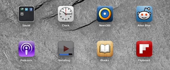 Ускорение загрузки приложений на iOS устройстве