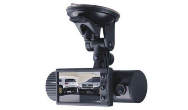 Миниатюрный автомобильный видеорегистратор