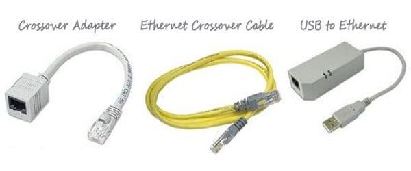 Ethernet кабели и адаптеры