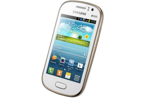 Samsung S6812 - Galaxy Fame