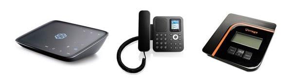 VoIP телефоны и устройства
