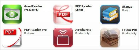PDF-ридеры для iPad