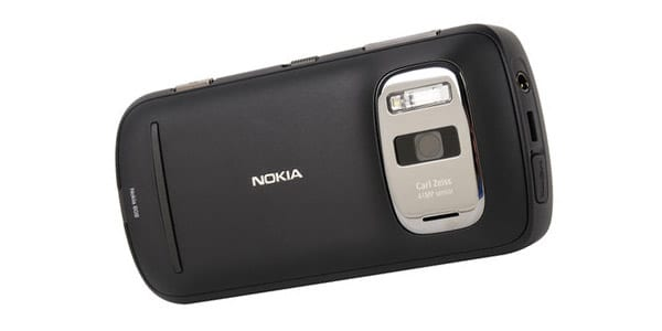 Камера Nokia 808 PureView