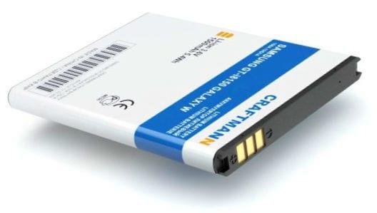 Аккумулятор для Samsung i8150