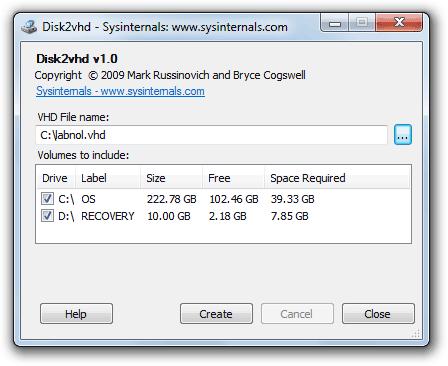 Как создать виртуальную машину в Windows CataMobile