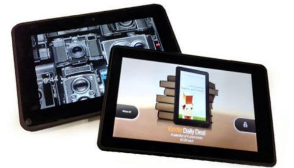 Реклама на Kindle