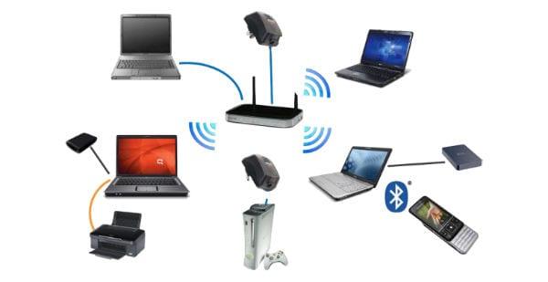 Усиление сигнала беспроводной сети