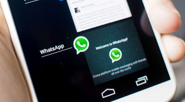 Голосовой вызов через WhatsApp