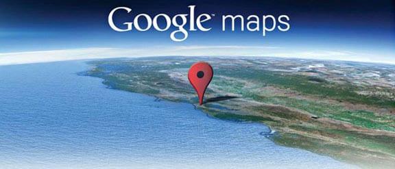 Пользовательские карты в Google Maps