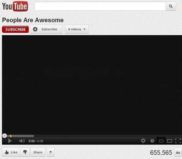 YouTube видео не работает на Mac OS X