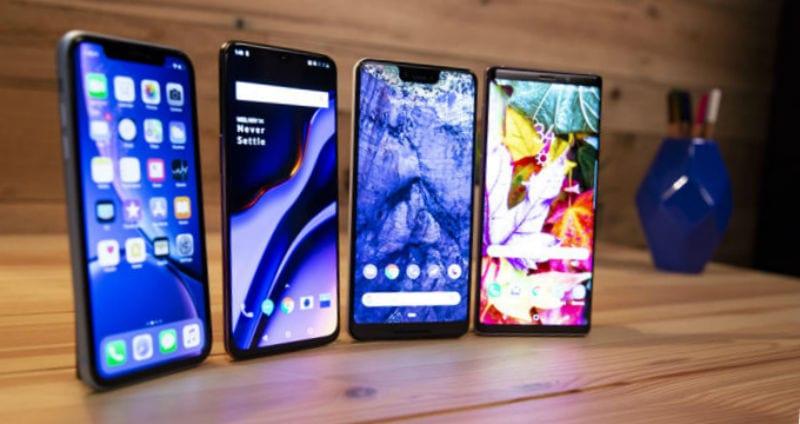 Android против iPhone