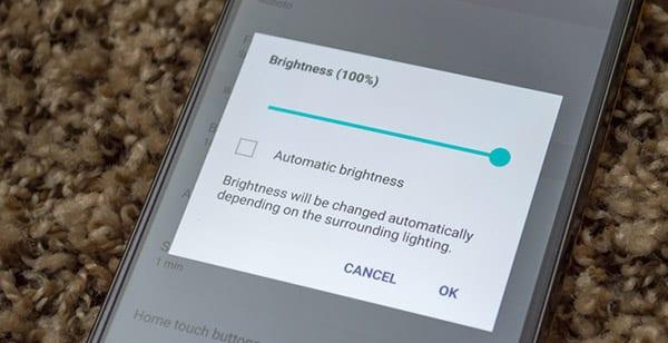Battery Saver на LG G4