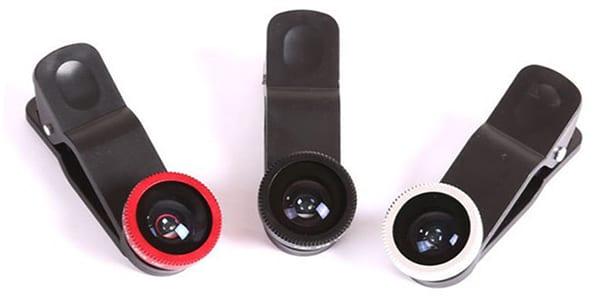 зум-объектив для смартфона