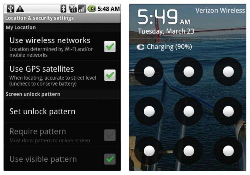 Защитита Android устройства
