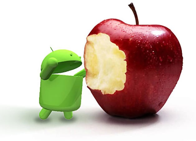 Android против Apple