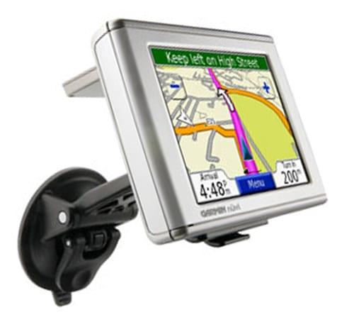 автомобильные GPS-навигаторы