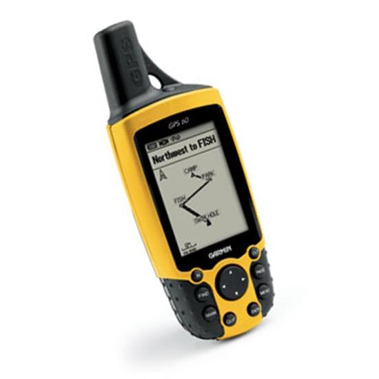 Управление GPS-навигатором