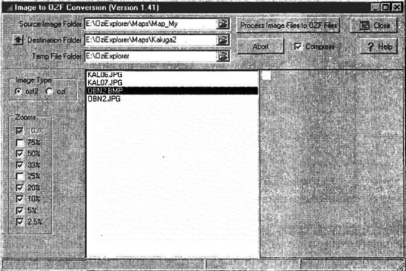 Окно конвертера Img20zf