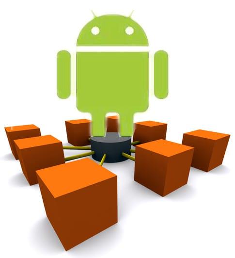 Появление Android