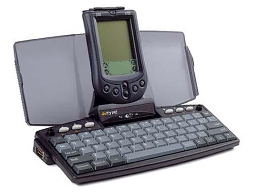 Внешняя клавиатура GoType!Pro