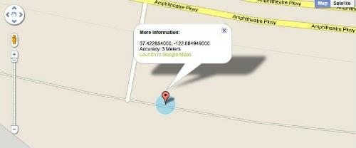 Определение местоположения по мобильному телефону