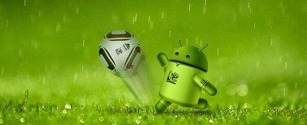 Android смартфон и спорт