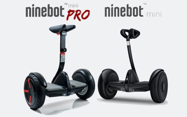 Ninebot Mini Pro VS Ninebot Mini (Xiaomi)