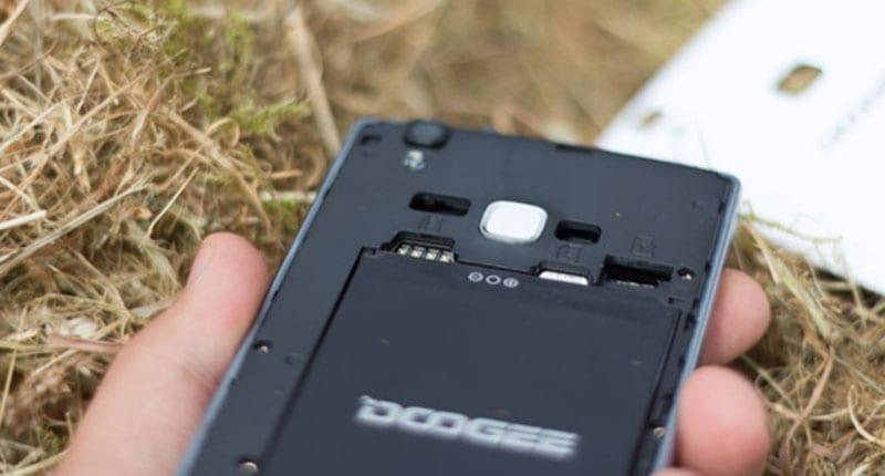 Задняя панель Doogee X5 Max