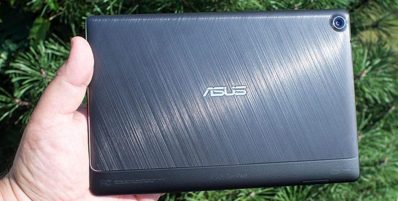 ASUS ZenPad S 8.0 вид сзади
