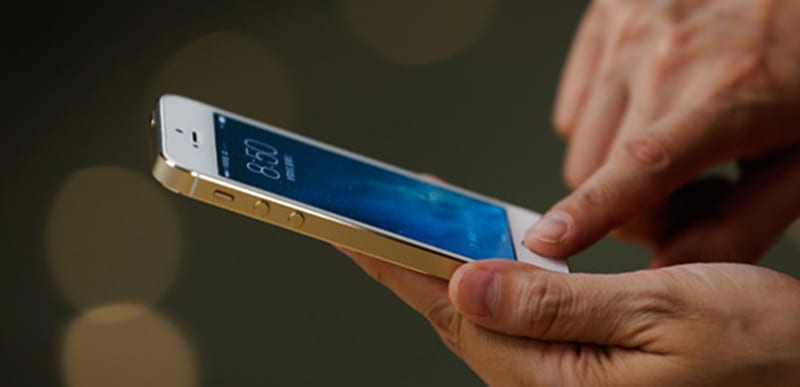 iPhone с TouchID
