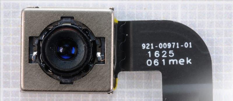 iSight камера iPhone