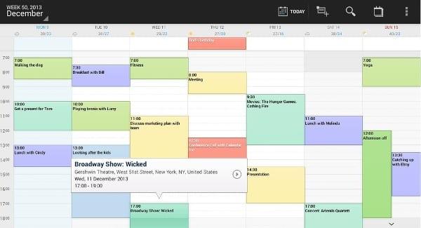 Календарь: Digical