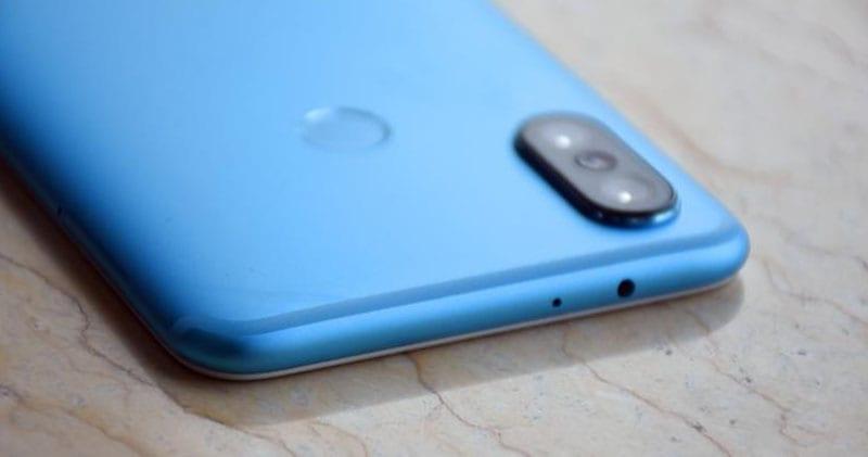 Основная камера Xiaomi Mi 6X